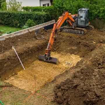 Entreprise de construction de piscine